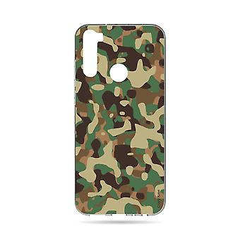 Hull For Xiaomi Redmi Note 8t Soft Military Camouflage