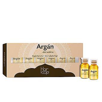 Postquam Haircare Argan Sublime Fragile Haar Elixier 6 X 3 Ml für Frauen
