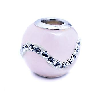 Ladies'Beads Viceroy VMM0213-19 Pink (1 cm)