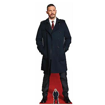 Tom Hardy Long Coat Cardboard Cutout / Standee / Standup