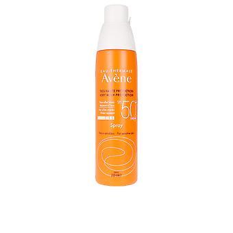 Avène Solaire Haute Protection Spray Spf50+ 200 Ml Unisex