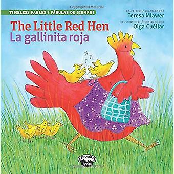 The Little Red Hen/La Gallinita Roja by Teresa Mlawer - 9780986431326