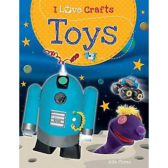 Toys by Rita Storey - 9781508150749 Book
