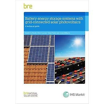 Battery Energy Storage Systems with Grid-connected Solar Photovoltaic