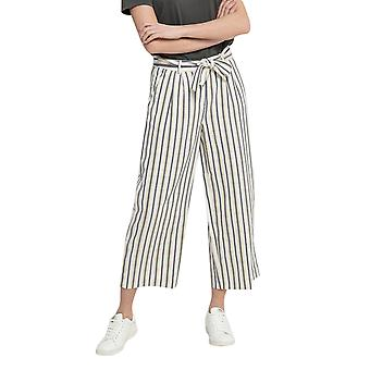 Only Women's Bianca-Nataly Wide Stripe Pants
