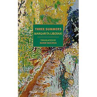 Three Summers by Margarita Liberaki - 9781681373300 Book