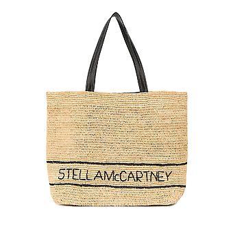 Stella Mccartney 700078w86819740 Women's Beige Canvas Tote