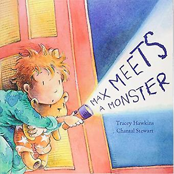 Max Meets A Monster by Tracey Hawkins - 9781912076987 Book