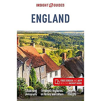 Insight Guides England (Travel Guide with Free eBook) by Insight Guid