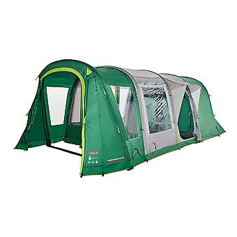 Coleman Valdes Deluxe 4XL Air BlackOut 4 Man Tunnel Tent Green FastPitch Air