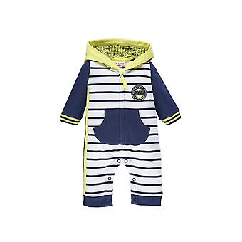 Brums Milano Fleece Romper With Hood
