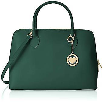 Chicca Bags Cbc3314tar Women's Green hand bag 12x27x37 cm (W x H x L)