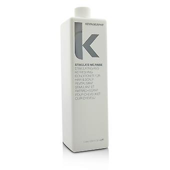 Estimular-me.enxágue (condicionador estimulante e refrescante para cabelo e couro cabeludo) 200132 1000ml/33.6oz