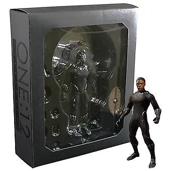 Black Panther Black Panther 1:12 Collective Action Figure