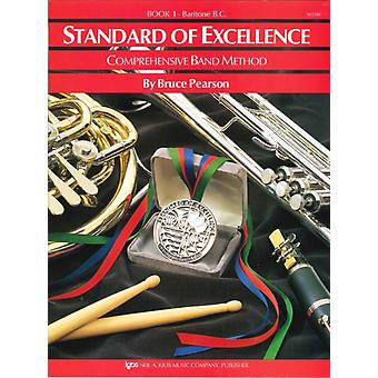 Standard of Excellence 1 Eb tuba by Bruce Pearson