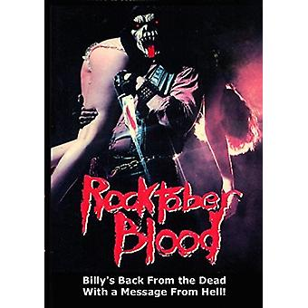 Rocktober Blood [DVD] USA import