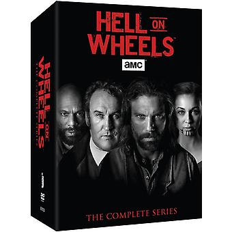 Hell on Wheels: The Complete Series [DVD] USA import