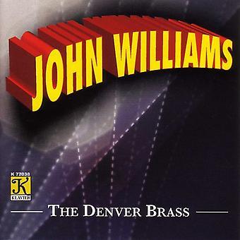 J. Williams - The Denver Brass Plays John Williams [CD] USA import