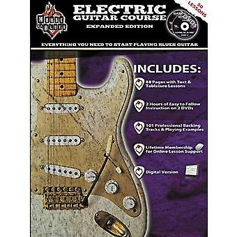 House of Blues Electric Guitar Course [DVD] USA import