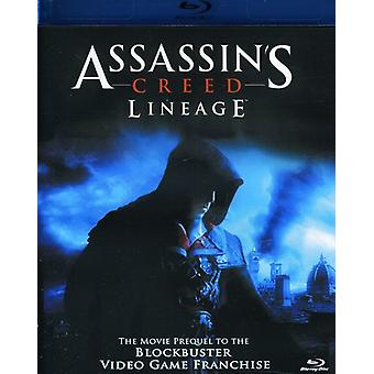 Assassins Creed: Lineage [BLU-RAY] USA import