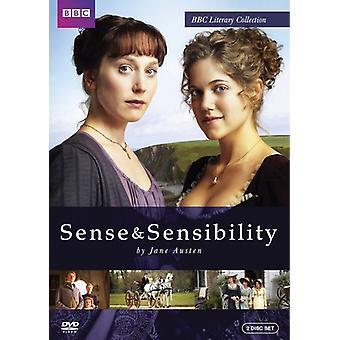 Sense & Sensibility [DVD] USA import