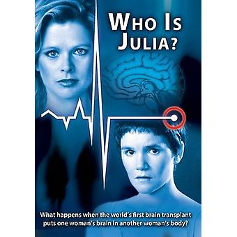 Who Is Julia? [DVD] USA import