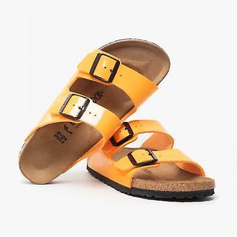 Birkenstock Arizona 1017564 (nar) Ladies Two Strap Sandals Marygold