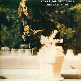 Graham Nash - Songs for Beginners [CD] USA import