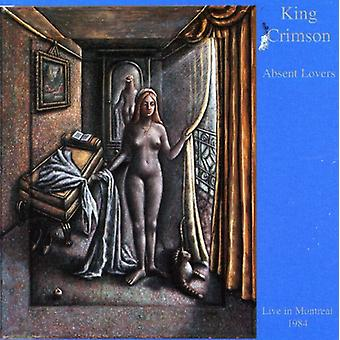 King Crimson - Absent Lovers: Live in Montreal 1984 [CD] USA import