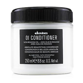 Oi conditioner (absolute beautifying conditioner all hair types) 236411 250ml/8.8oz