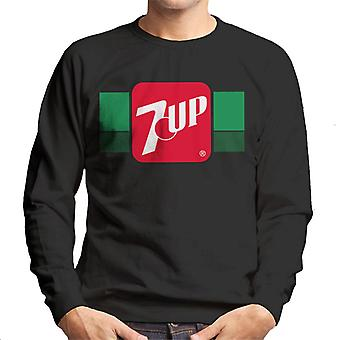 7up Retro 80 logo men's moletom