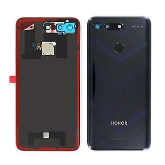 Aito Huawei Honor View 20 - Takakansi - Musta - 02352LNU