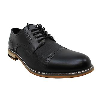 Bar Iii Men's Frankie Perforated Oxfords, Created for Macy's Men's Shoes