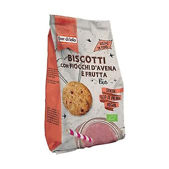 Cookies with oat flakes and red fruits 350 g