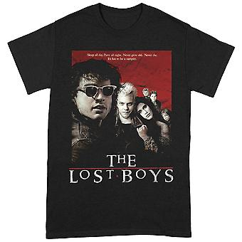 The Lost Boys Distressed Plakat Officielle Tee T-shirt Unisex