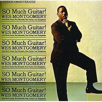 Wes Montgomery - så mycket gitarr! [CD] USA import