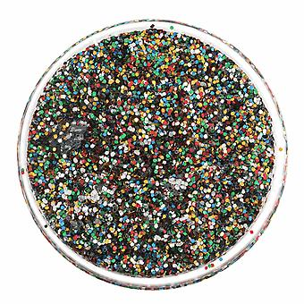 50g Mixed Colour Craft Glitter Shaker for Kids