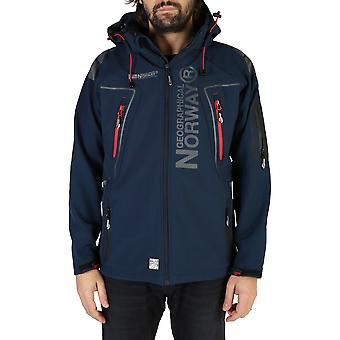 Geographical norway men's polyester zip fastening bomber jacket