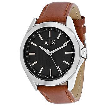 130, Armani Exchange Hombres 's AX2635 Reloj marrón cuarzo