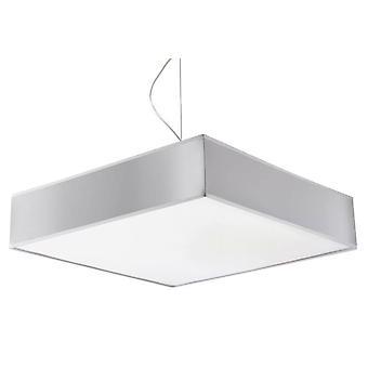 Sollux HORUS - 3 Licht plafond hanger Zilver, E27