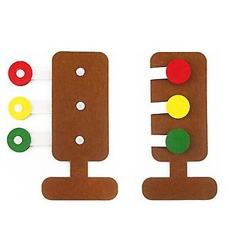 Education Montessori Teaching Aids Math Puzzle