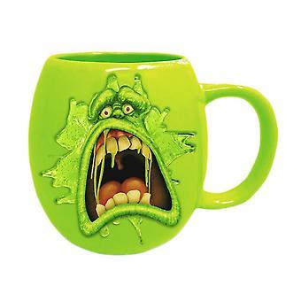 Ghostbusters Slimer Shaped Mug