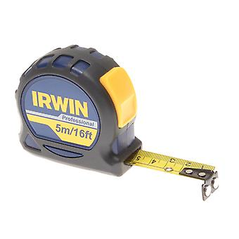 IRWIN Professional Pocket Tape 5m/16ft (Width 19mm) Loose IRW10508062