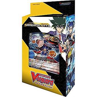 Cardfight Vanguard 09 Shinemon Nitta Trial Deck (Pack of 6)