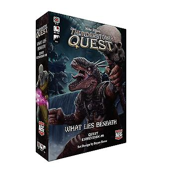 Thunderstone Quest What Lies Beneath Expansion Pack For Card Game