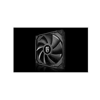 Deepcool Tf 120S الأسود اللون غير التأجير مروحة المبرد 120MM