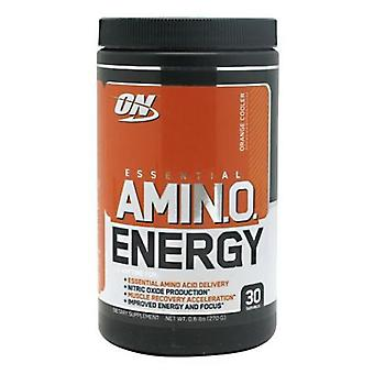 Optimal Nutrition Amino Energy, Orange 30 servering / 9,5 oz