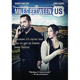 Meilen zwischen uns [DVD] USA-Import