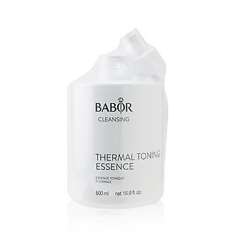 Limpieza de la esencia de toning térmico (tamaño del salón) 257550 500ml/16.9oz