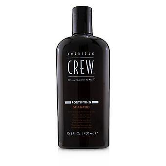 Amerikai Crew Men megerősítésében sampon (napi sampon ritkuló haj) 450ml/15.2 oz